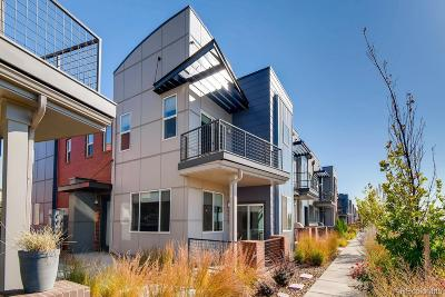 Denver Condo/Townhouse Active: 6609 Morrison Drive