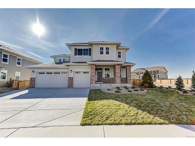 Castle Rock Single Family Home Active: 1625 McMurdo Trail