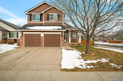 Highlands Ranch Single Family Home Active: 9984 Sylvestor Road