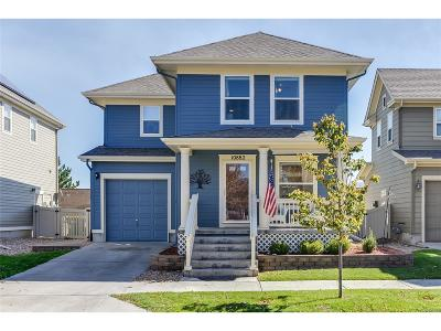 Henderson Single Family Home Under Contract: 10882 Dayton Way