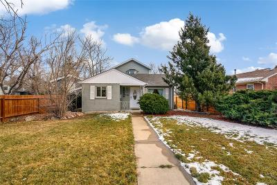 Boulder Single Family Home Active: 714 18th Street