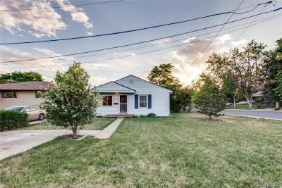 Westminster Single Family Home Under Contract: 7795 Osceola Street