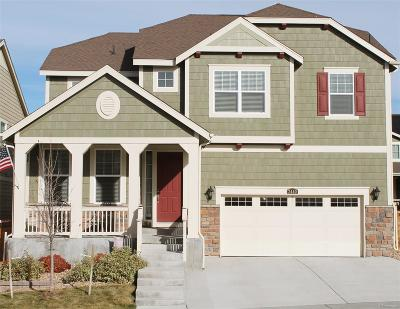 Castle Rock Single Family Home Under Contract: 2440 Ambience Lane