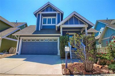 Longmont Single Family Home Active: 2305 Watersong Circle