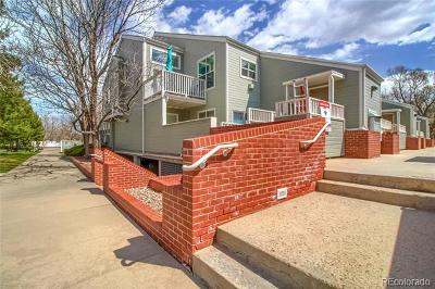 Boulder Condo/Townhouse Under Contract: 3091 29th Street #207