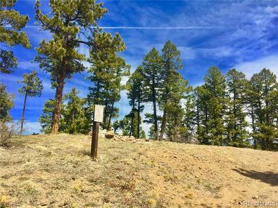 Littleton Residential Lots & Land Active: 16822 Wrangler Trail