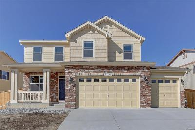 Castle Rock Single Family Home Active: 1339 Sidewinder Circle