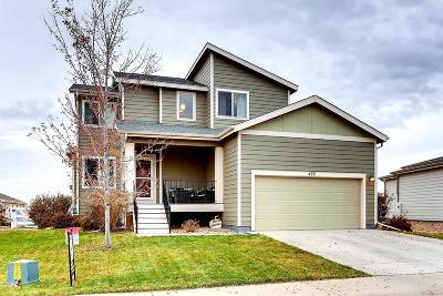 Frederick Single Family Home Active: 419 Pinyon Street