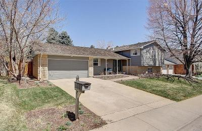 Denver Single Family Home Active: 3624 South Narcissus Way