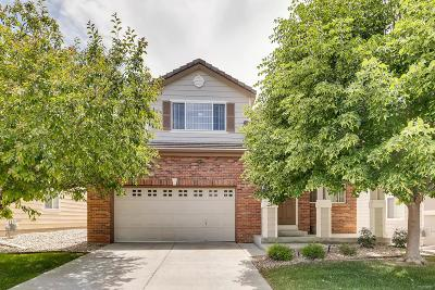 Thornton Single Family Home Under Contract: 3530 East 139th Place