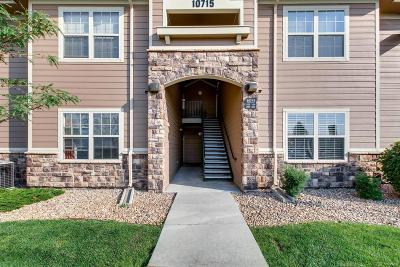 Parker Condo/Townhouse Under Contract: 10715 South Twenty Mile Road #105