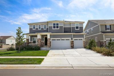 Longmont Single Family Home Active: 1106 Redbud Circle