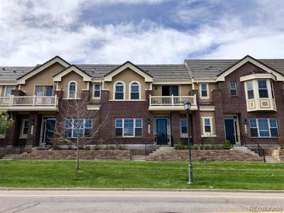 Lone Tree Condo/Townhouse Active: 9234 Ridgegate Parkway