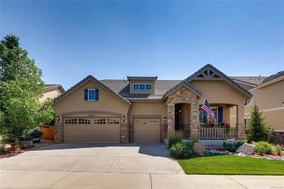 Castle Rock Single Family Home Under Contract: 6558 Lynch Lane