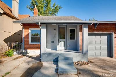 Denver Single Family Home Active: 125 East Maple Avenue