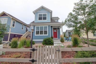Lafayette Single Family Home Under Contract: 557 Hoyt Lane