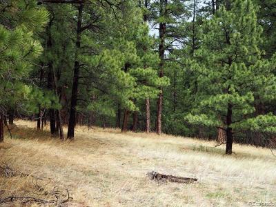 Elbert County Residential Lots & Land Under Contract: 22262 Bobcat Court