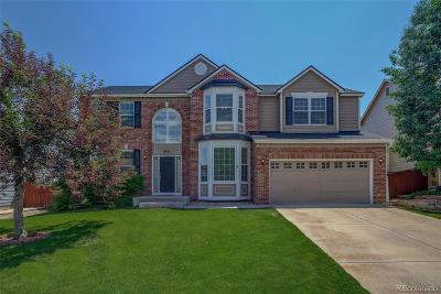 Highlands Ranch Single Family Home Active: 9974 Heywood Street