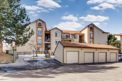 Denver Condo/Townhouse Under Contract: 2575 South Syracuse Way #301