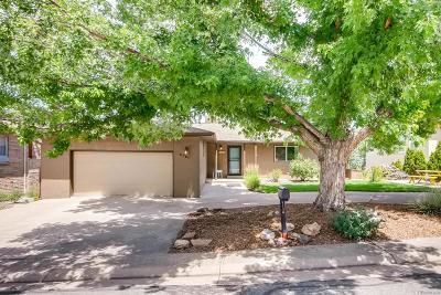 Denver Single Family Home Active: 5761 West 50th Avenue
