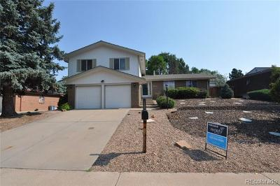 Aurora Single Family Home Active: 2514 South Lima Way