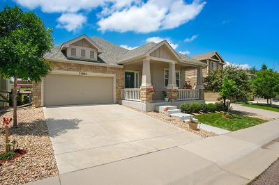 Centennial Single Family Home Active: 22036 East Pennwood Circle
