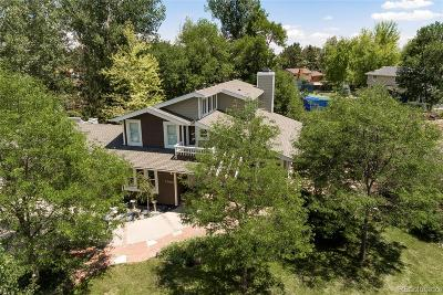 Longmont Single Family Home Active: 7962 Anchor Drive