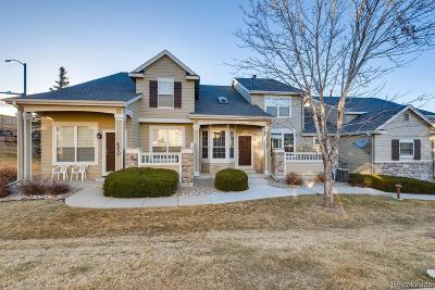 Highlands Ranch Condo/Townhouse Active: 6234 Trailhead Road
