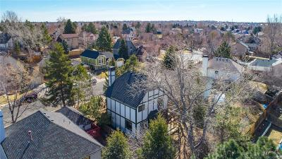 Arapahoe County Single Family Home Active: 4785 South Zeno Street