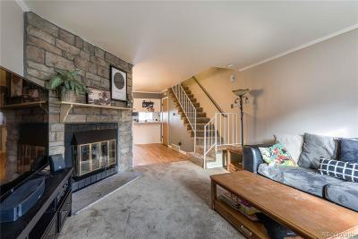 Lakewood Condo/Townhouse Under Contract: 3133 South Estes Street