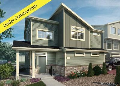 Commerce City Single Family Home Under Contract: 18182 East 104 Way