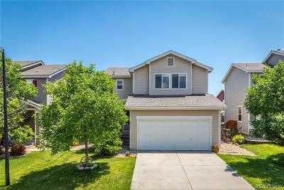 Littleton Single Family Home Under Contract: 9621 Marmot Ridge Circle