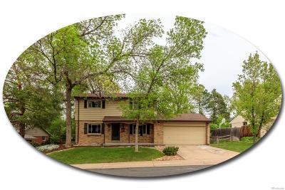 Centennial Single Family Home Active: 6924 South Garfield Way
