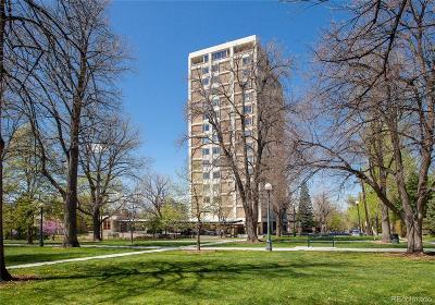 Cheeseman & Moffat, Cheeseman Park, Cheesman Park Condo/Townhouse Active: 1510 East 10th Avenue #3E