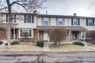 Centennial Condo/Townhouse Under Contract: 7170 East Appleton Circle