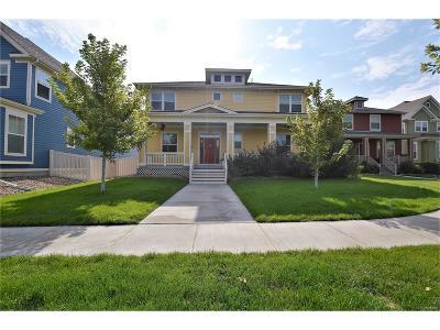 Henderson Single Family Home Active: 10944 Belle Creek Boulevard