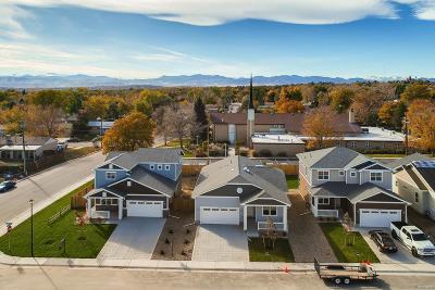 Denver Single Family Home Active: 7922 Tejon Street