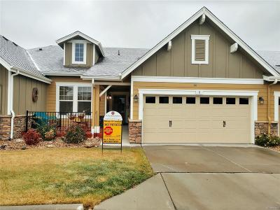 Arvada Condo/Townhouse Active: 14474 West 88th Drive