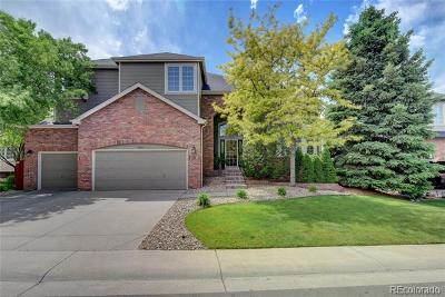 Littleton Single Family Home Active: 10863 Bobcat Terrace