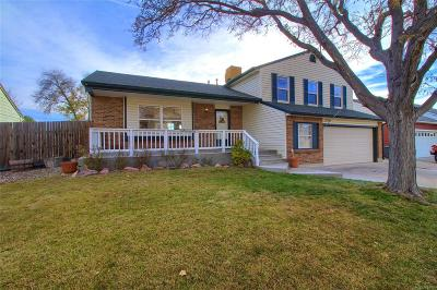 Broomfield Single Family Home Active: 3134 West 12th Avenue Court