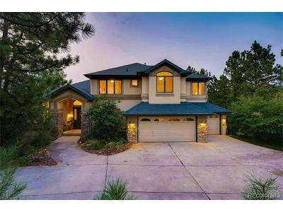 Castle Rock CO Single Family Home Active: $939,000