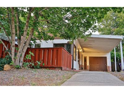 Denver Single Family Home Under Contract: 4001 East Cornell Avenue
