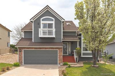 Broomfield Single Family Home Active: 214 Monarch Trail