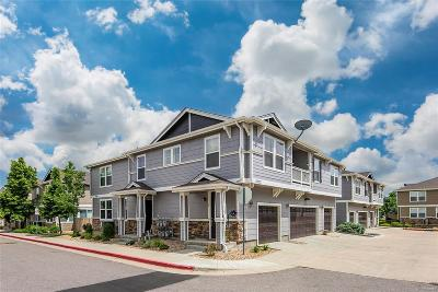 Parker Condo/Townhouse Active: 17222 Waterhouse Circle #B