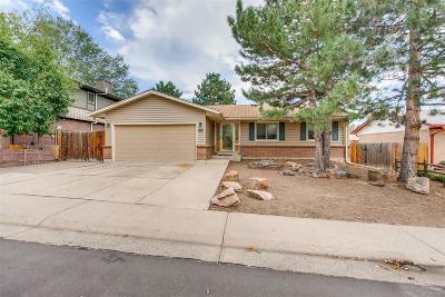 Lakewood Single Family Home Active: 2378 South Eldridge Street