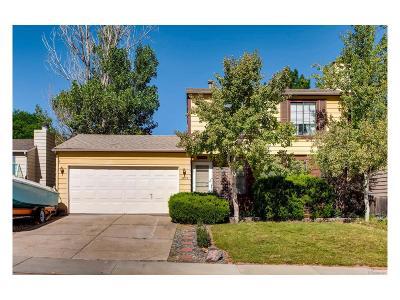Aurora Single Family Home Active: 4859 South Richfield Circle