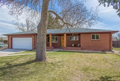 Lakewood Single Family Home Under Contract: 2540 Nelson Street