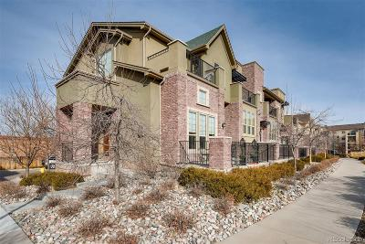 Highlands Ranch Condo/Townhouse Under Contract: 9414 Rockhurst Street #D