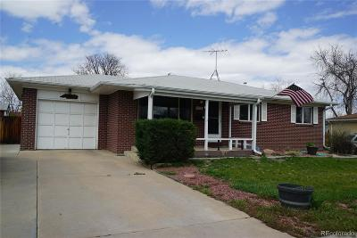 Englewood Single Family Home Under Contract: 3117 West Grand Avenue