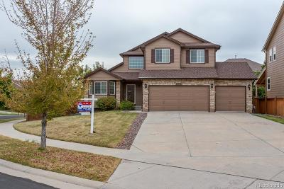 Parker Single Family Home Active: 12145 South Grass River Trail